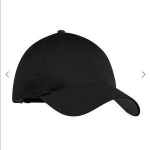 NWT Black Nike Dri-Fit Unisex Hat